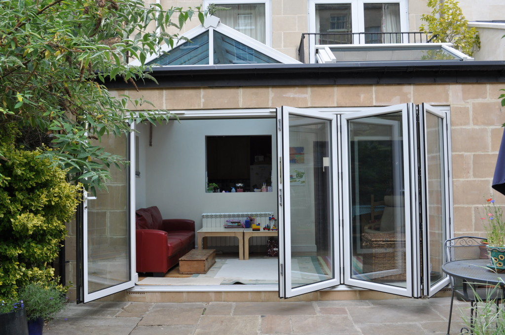 Smarts Aluminium Bi-Folding Door Quote Worcester