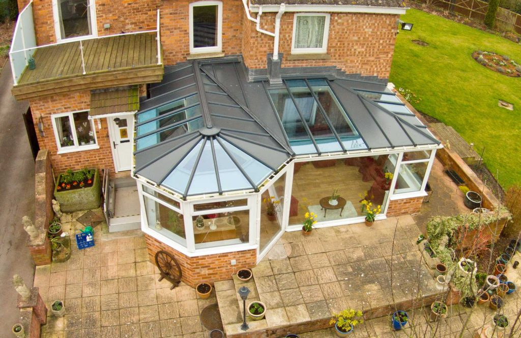 P Shaped Conservatory Evesham
