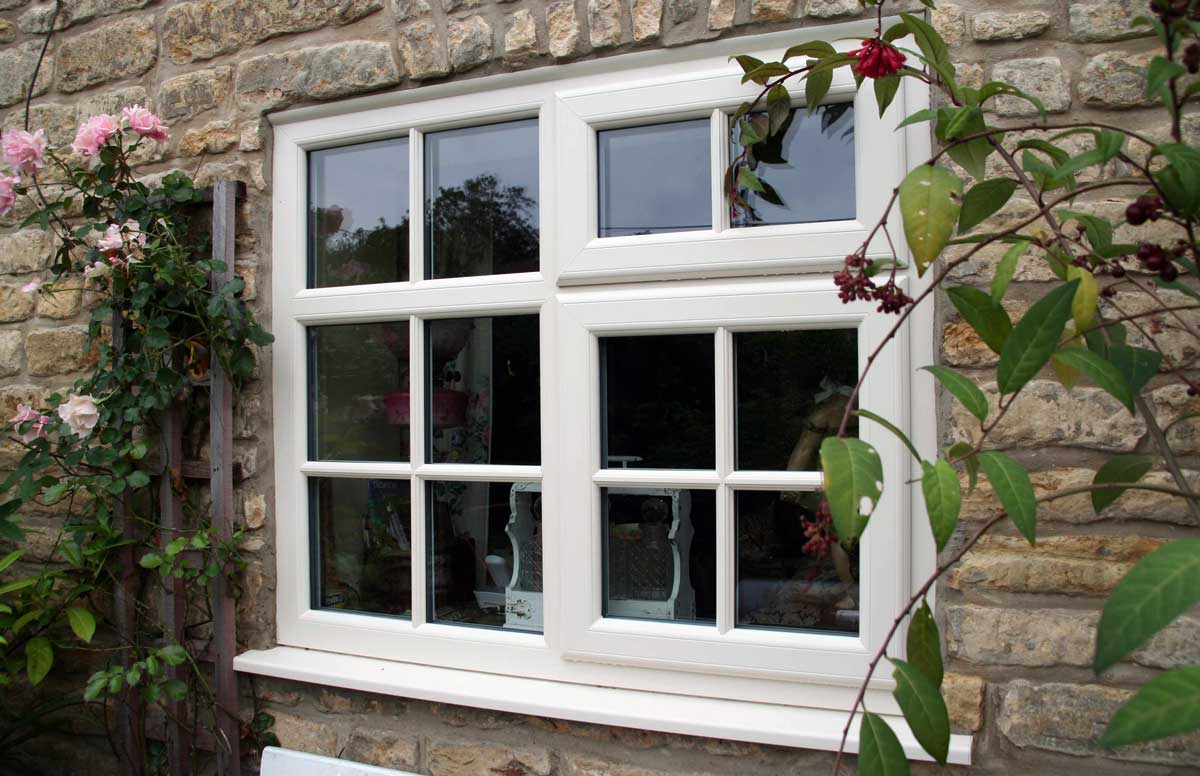 uPVC Casement Window Prices Malvern