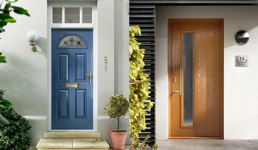 front doors ledbury