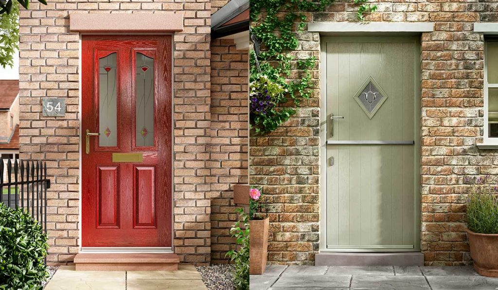 Composite Door Prices Malvern