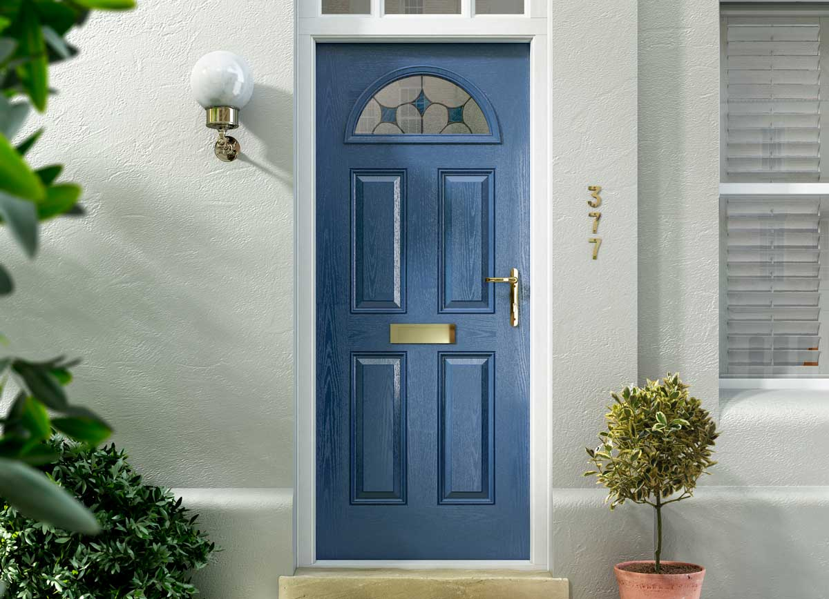 Composite Doors Ledbury