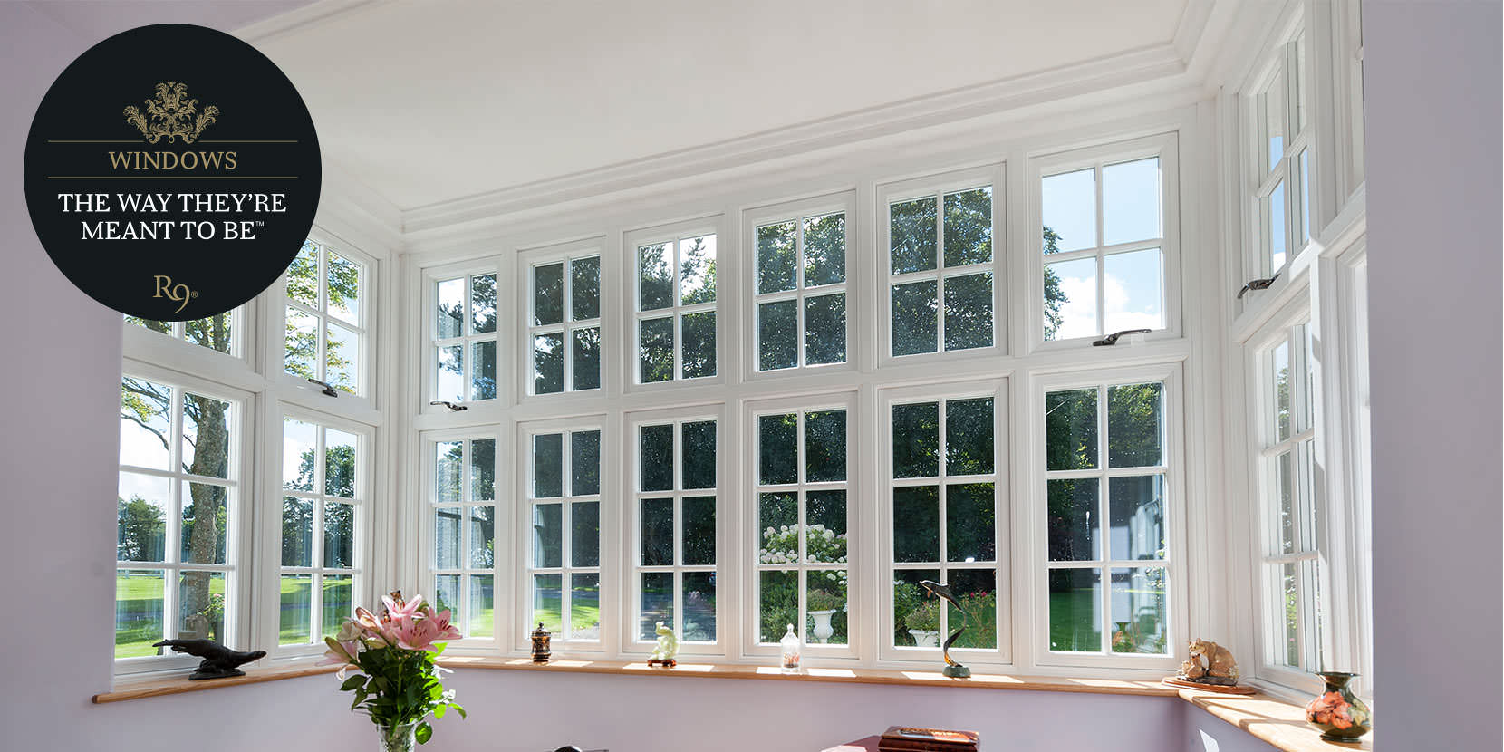 residence 9 bay windows Malvern