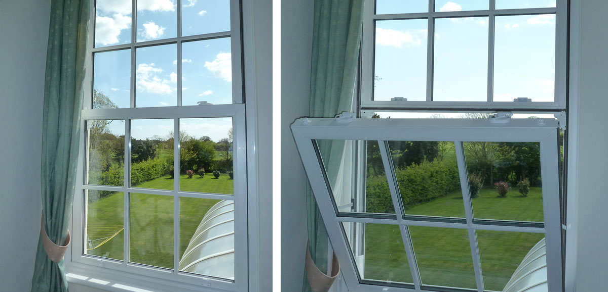 sash windows Worcester