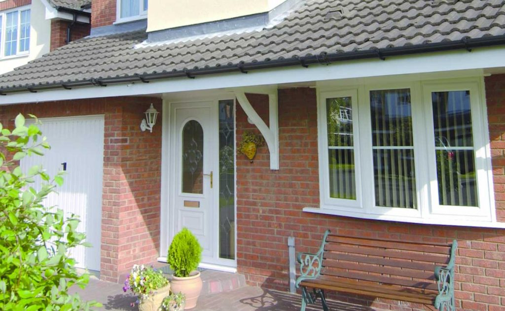 uPVC Doors Worcester - uPVC front door