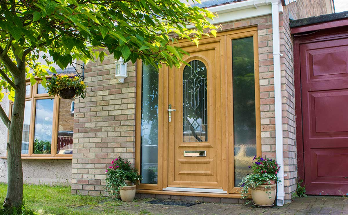 uPVC Entrance Doors Malvern