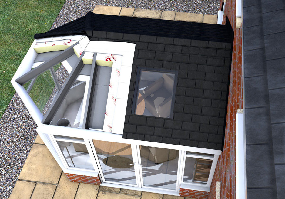 Leka conservatory roofs Worcestershire