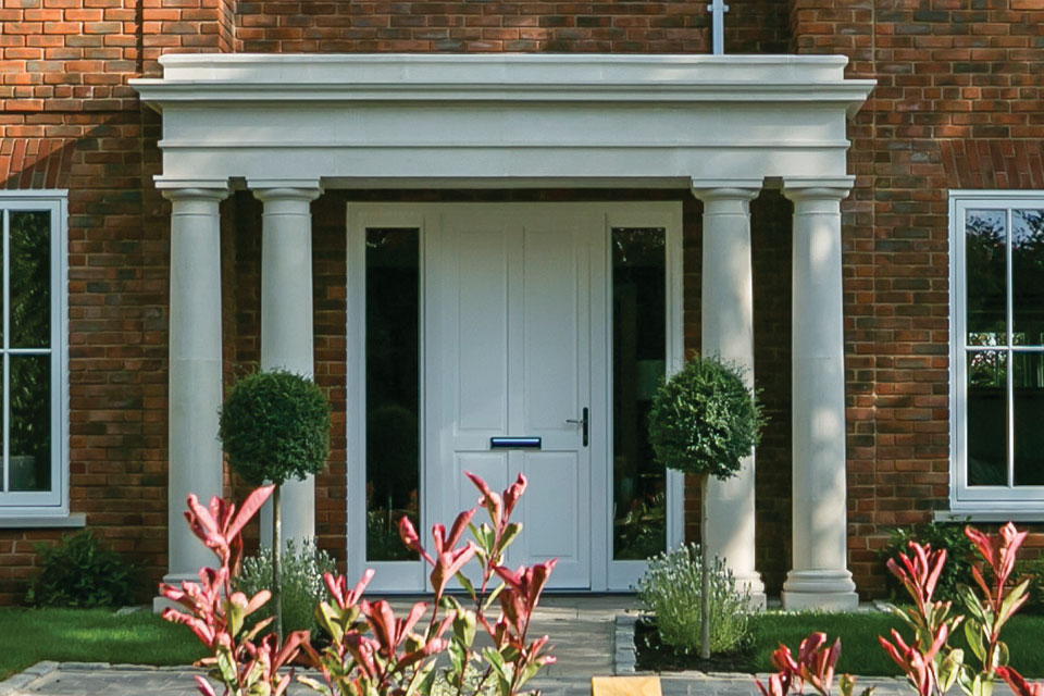 Bereco Timber Doors Malvern