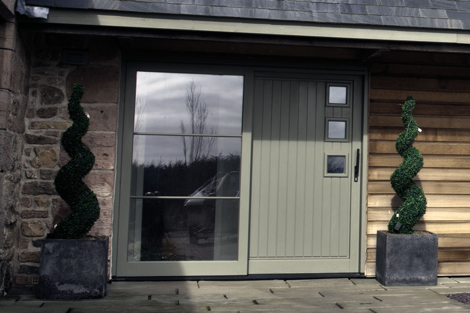 Bereco Timber Door Styles Malvern
