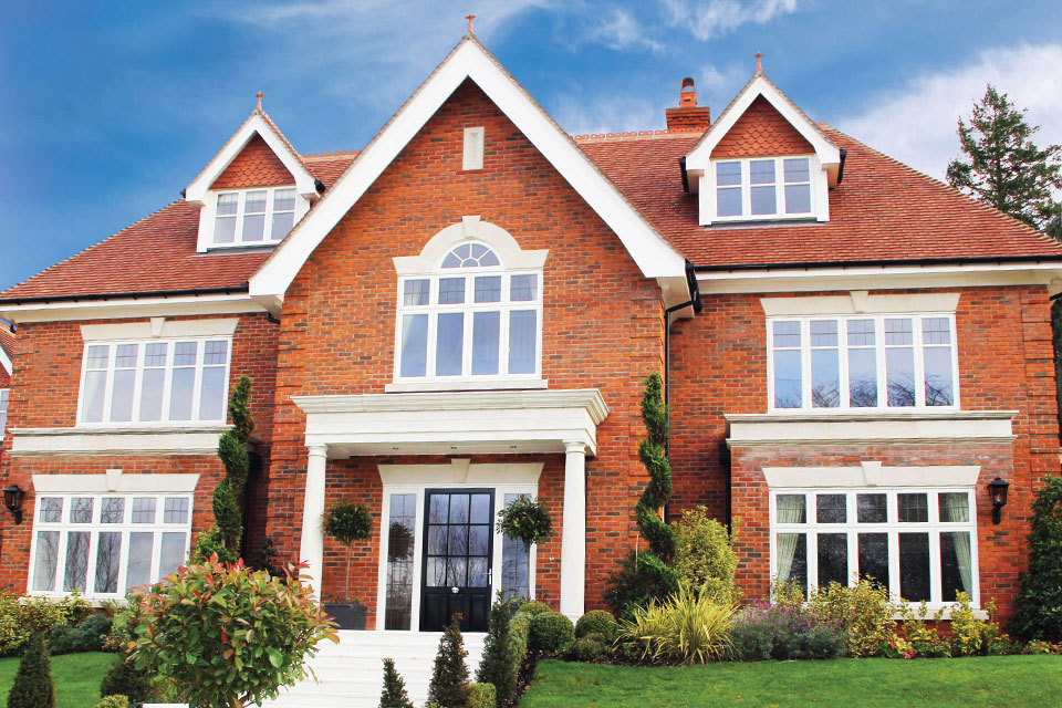 Bereco Timber Windows Worcester