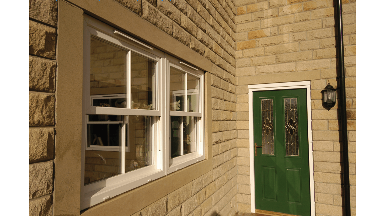 vertical sliding uPVC windows malvern
