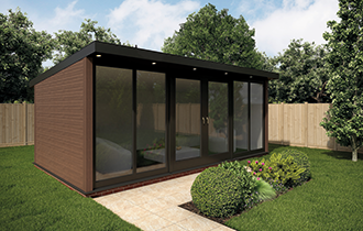 Eurocell Garden Rooms Worcestershire