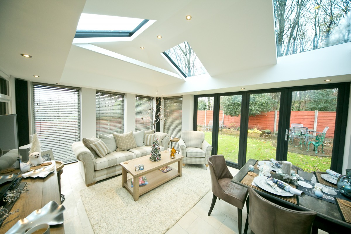 ledbury conservatory roofs
