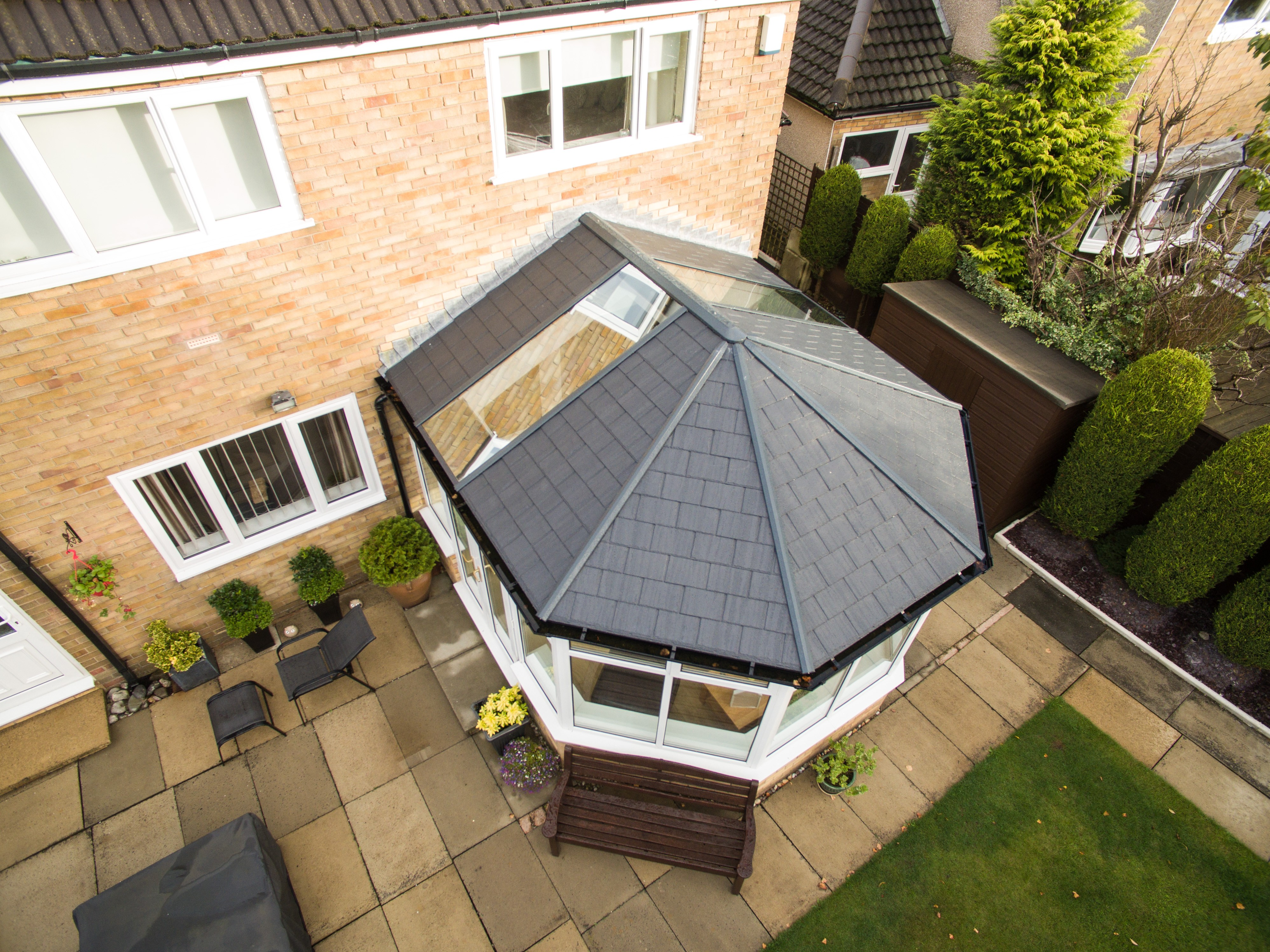 conservatory roofs