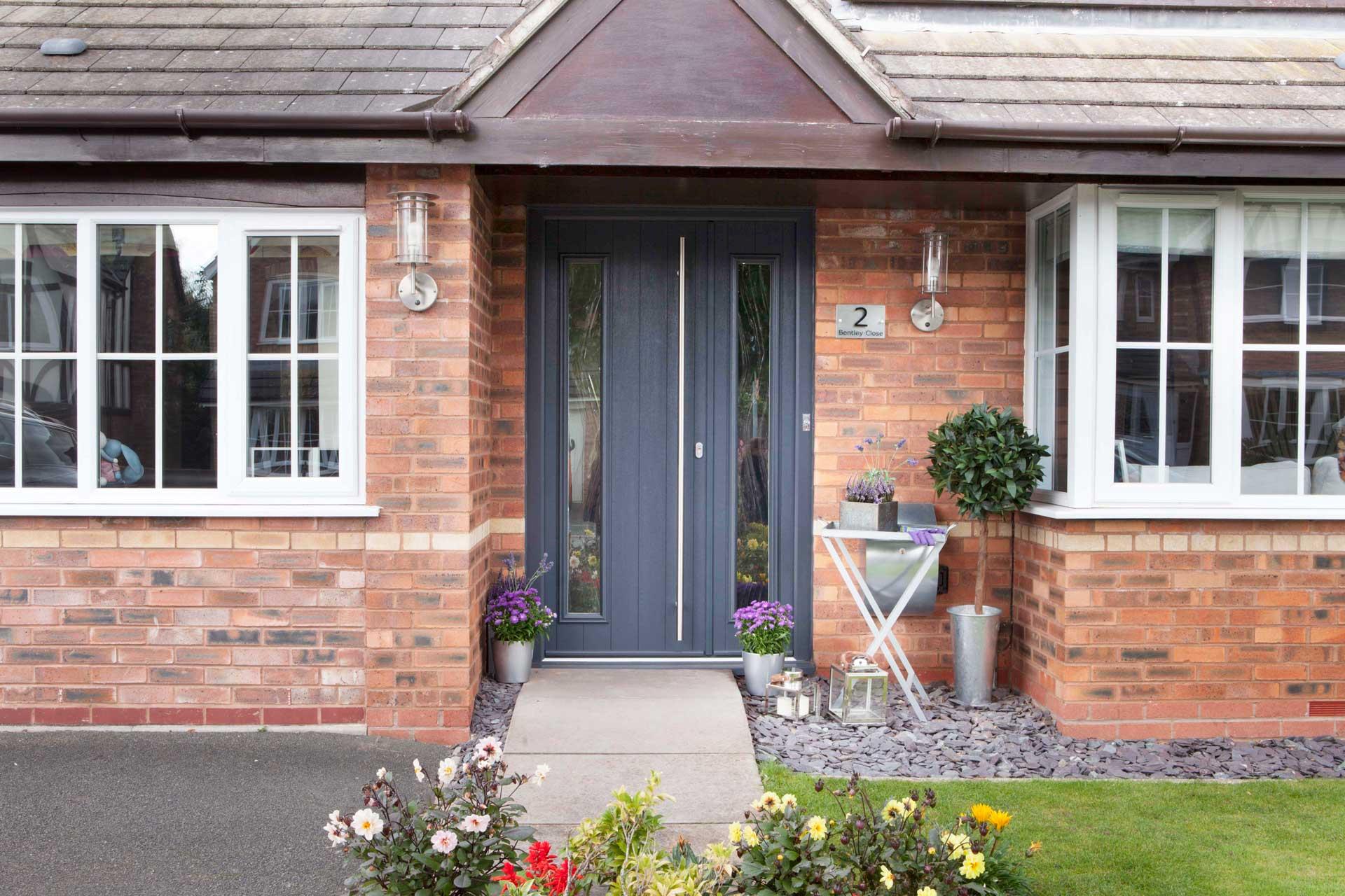 Solidor composite doors Malvern