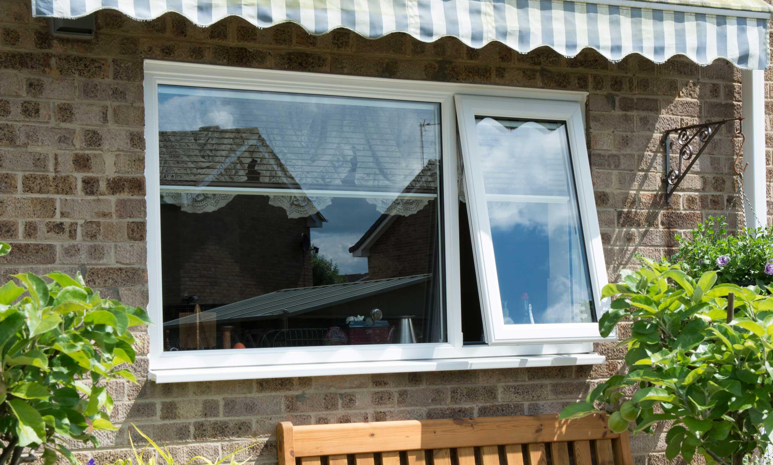 Tilt and Turn Windows for Leominster Homes