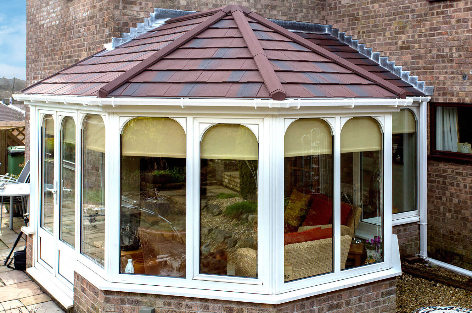 solid conservatory roofs evesham