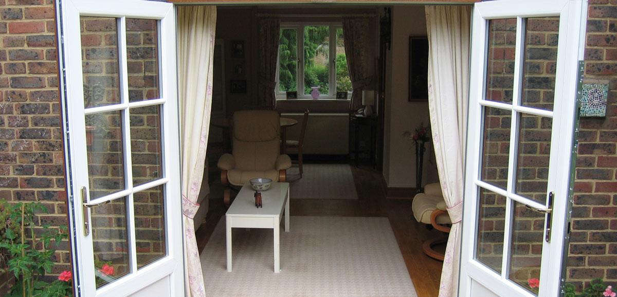 upvc double french doors leominster